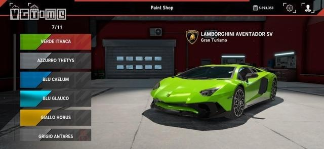 拟真赛车类游戏《神力科莎》移动版现已上线iOS平台